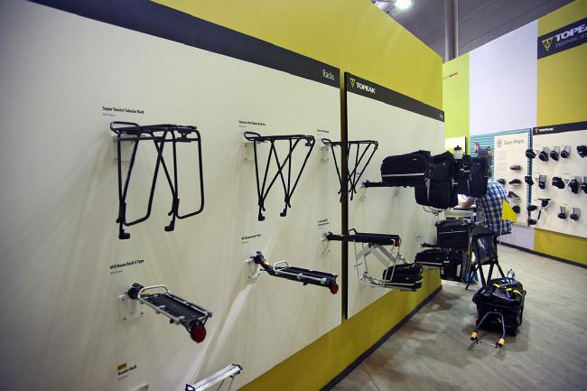 Topeak - Eurobike 2013