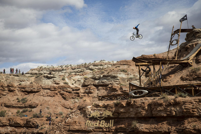 Red Bull Rampage Kyle Strait