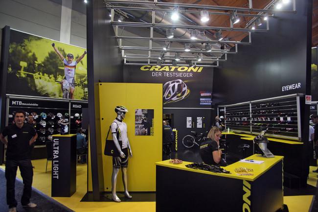 Cratoni - Eurobike 2013