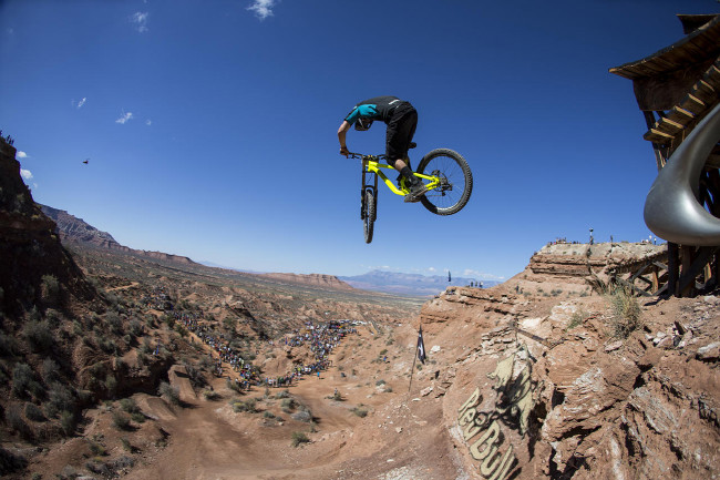 Red Bull Rampage Brendan Howey