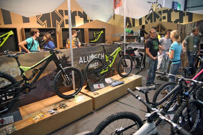 Alutech - Eurobike 2013