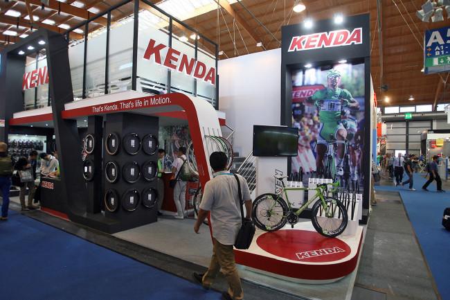 Kenda - Eurobike 2013