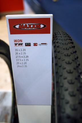 Maxxis - Eurobike 2013