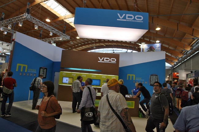 VDO - Eurobike 2013