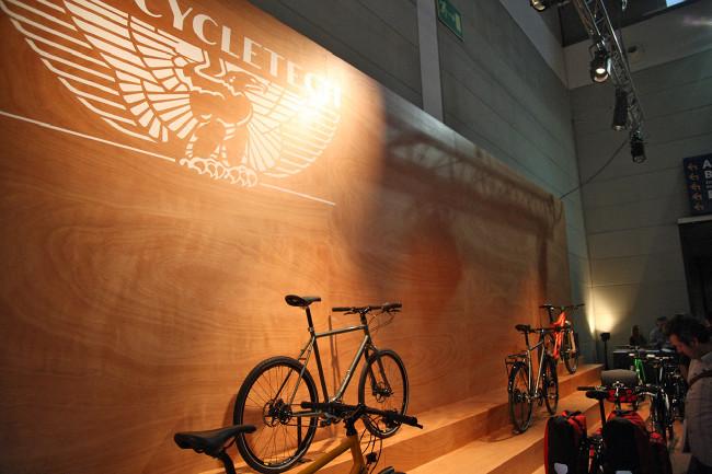 MTB Cycletech - Eurobike 2013