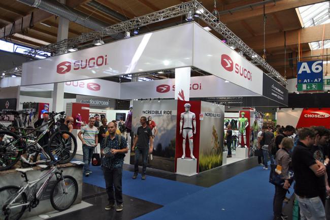 Sugoi - Eurobike 2013