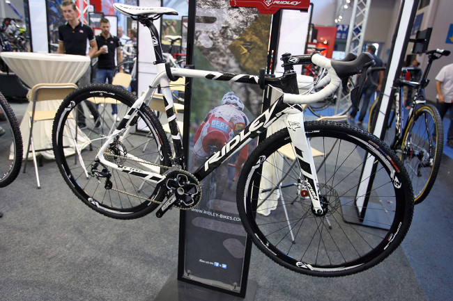 Ridley - Eurobike 2013