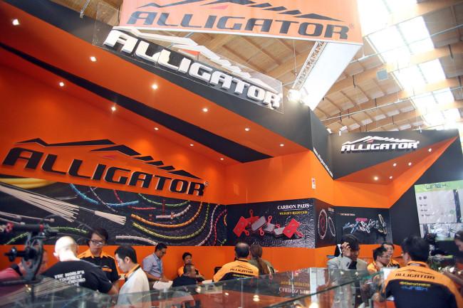 Alligator - Eurobike 2013