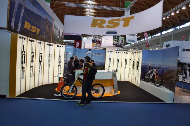 RST - Eurobike 2013