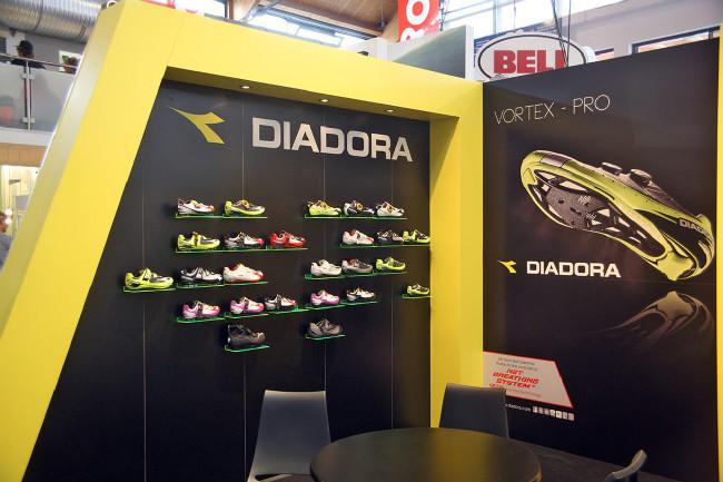 Diadora - Eurobike 2013