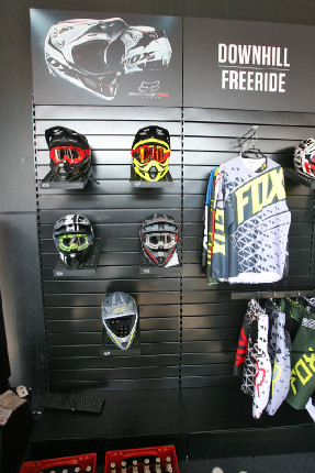 Fox - Eurobike 2013