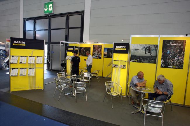 Sapim - Eurobike 2013