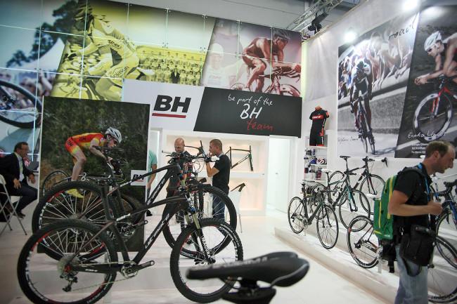 BH - Eurobike 2013