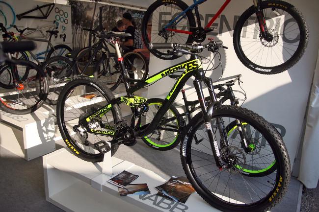 NS Bikes - Eurobike 2013
