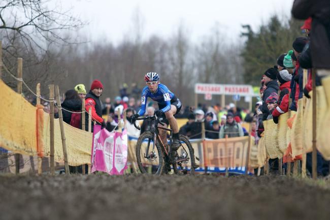Světový pohár v cyklokrosu, Nommay 2014: Helen Wyman