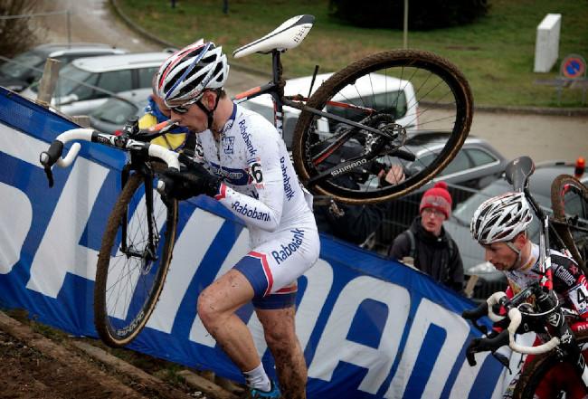 Světový pohár v cyklokrosu, Nommay 2014: Lars van der Haar