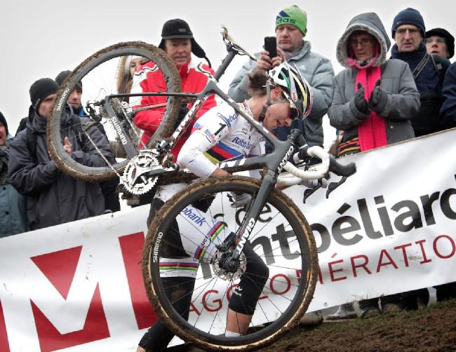 Světový pohár v cyklokrosu, Nommay 2014: Marianne Vos