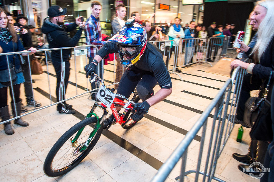 Arkády Downmall 2014 Michal Prokop