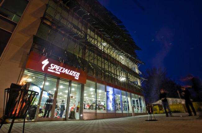 Specialized Concept store Plzeň
