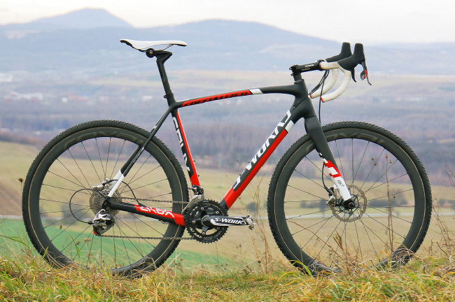 Specialized Crux SWorks