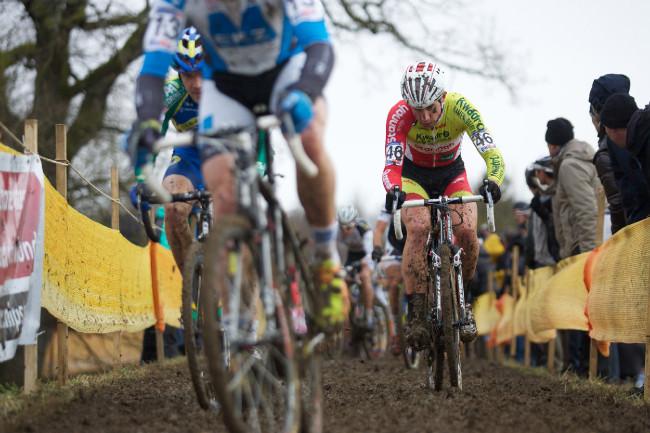 Světový pohár v cyklokrosu, Nommay 2014: Radomír Šimůnek