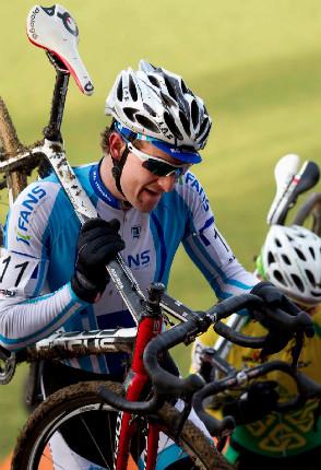 MČR v cyklokrosu, Loštice 2014: Filip Adel