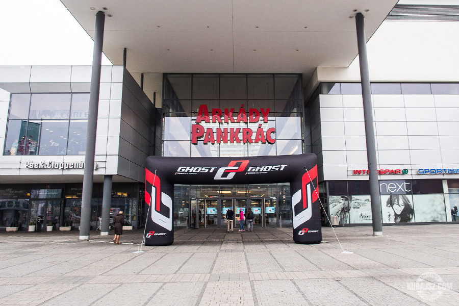 Arkády Downmall 2014