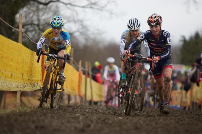 Světový pohár v cyklokrosu, Nommay 2014: Pavla Havlíková