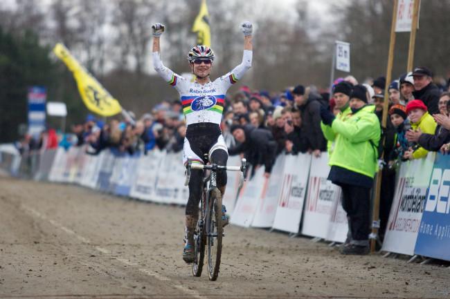 Světový pohár v cyklokrosu, Nommay 2014: Marianne Vos vítězí
