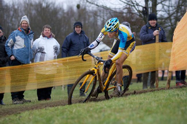 Světový pohár v cyklokrosu, Nommay 2014: Tom Meussen