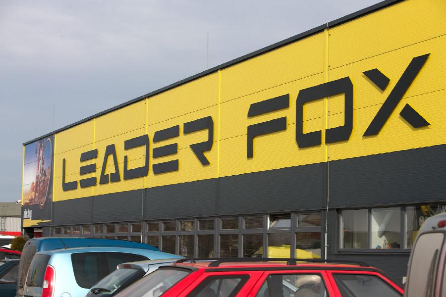 Na návštěvě v Leader Foxu