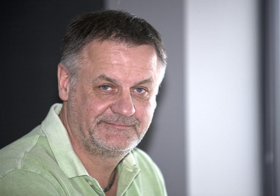 Na návštěvě v Leader Foxu - majitel firmy Pavel Müller