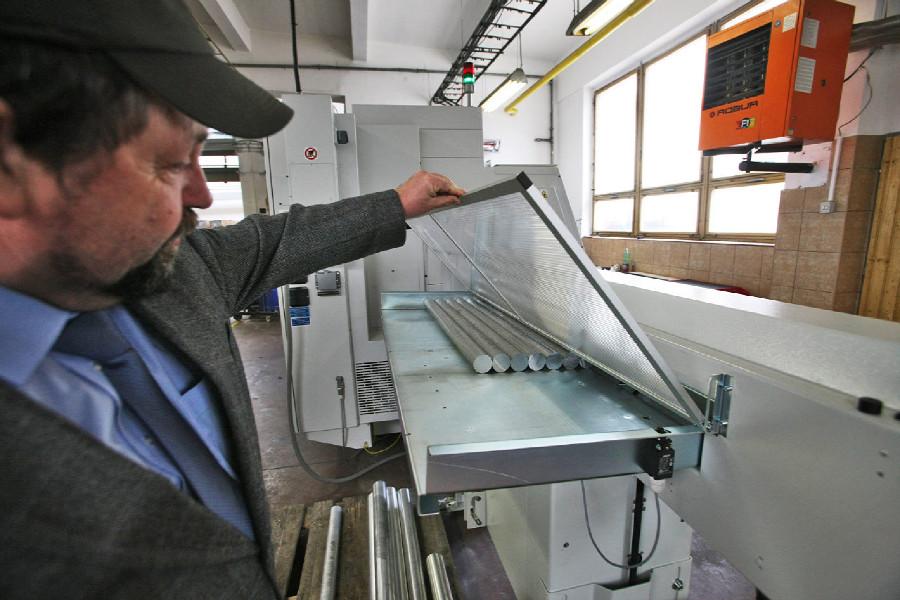 Remerx - na vstupu CNC najdete hliníkové tyče