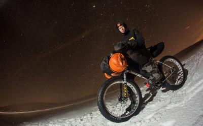 Extrémní biker Pavel Richtr