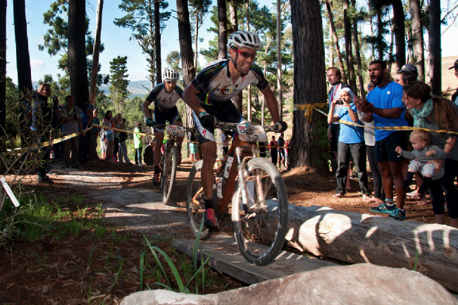 Cape Epic 2014 - Fery