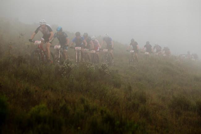 Cape Epic 2014 - každý den nepanovalo ideální počasí