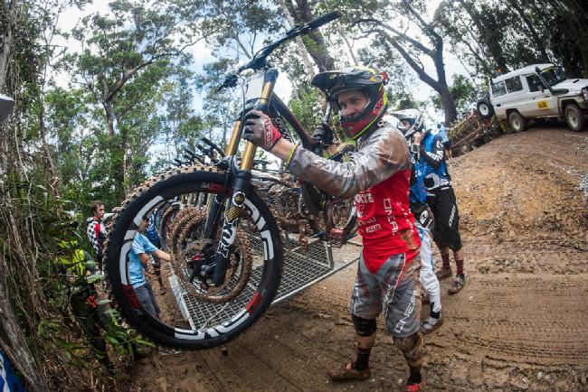 Světový pohár MTB DH #2 - Cairns: Greg Minaar