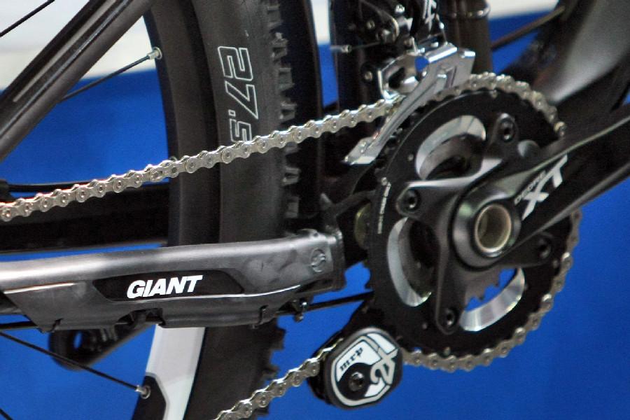 For Bikes 2014 Giant apeloval na zákazníky rovněž s rozměrem 27,5