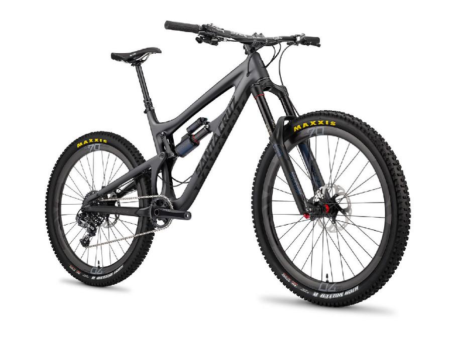 Santa Cruz Nomad Carbon 2015