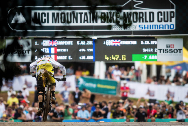Světový pohár MTB DH #2 - Cairns