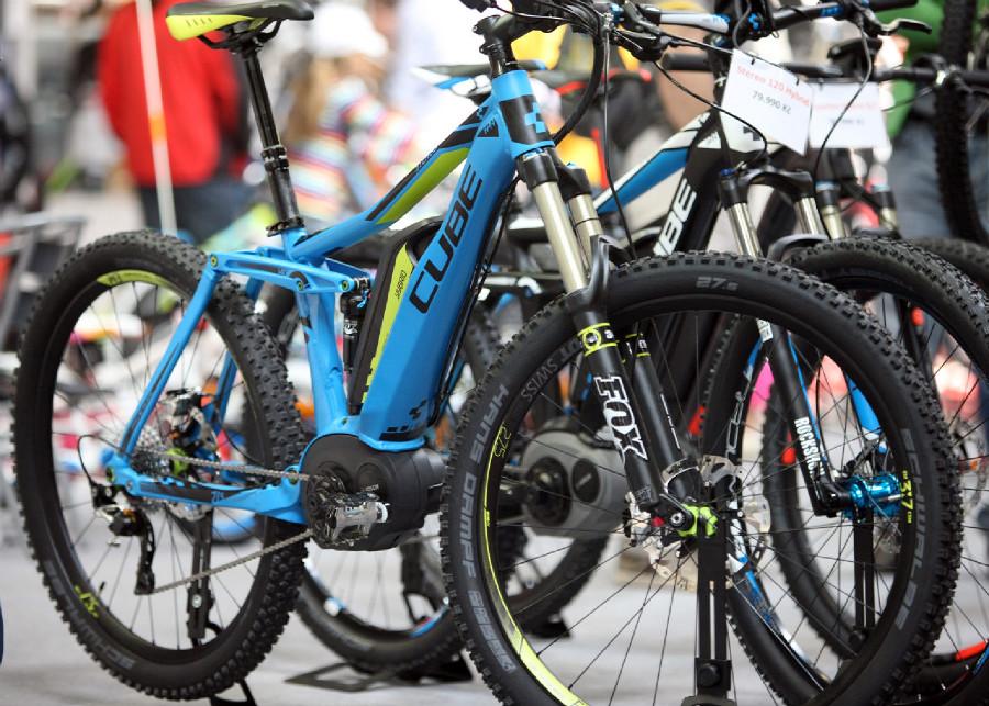 For Bikes 2014 Nový Bosch na Cube