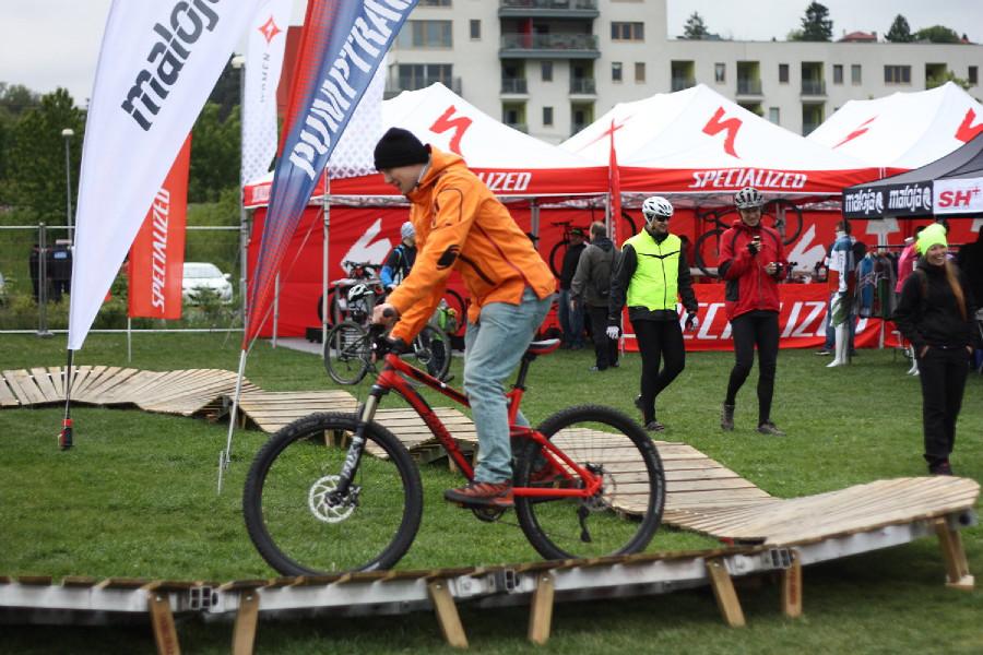Bike Festival 2014 - pumtrack