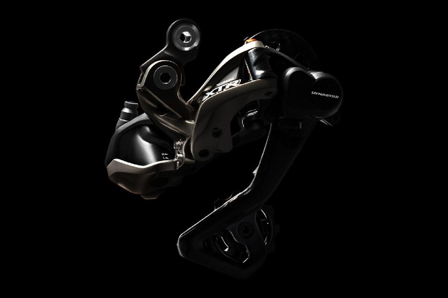 Shimano XTR Di2 2015