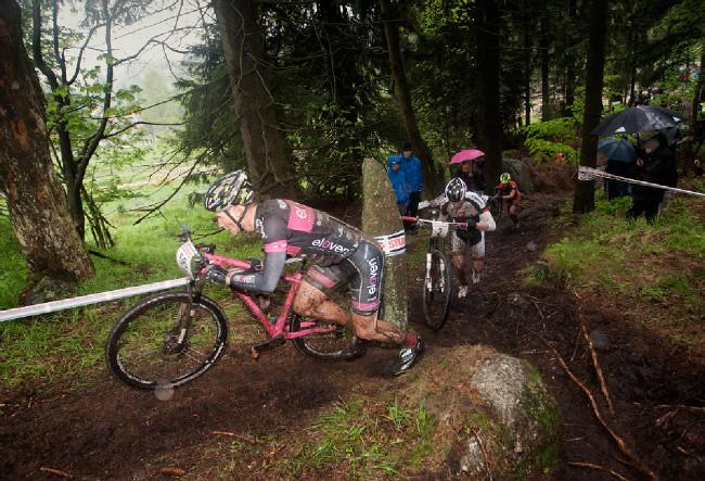 Český pohár XCO #2 - Bedřichov 2014: s bikingem opravdu málo společného