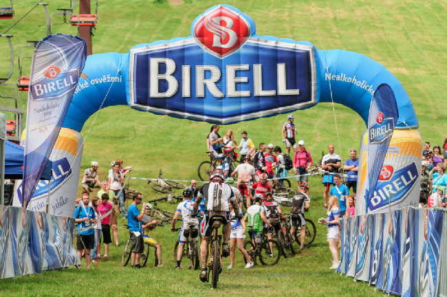 Birel Bike Vysočina 2014
