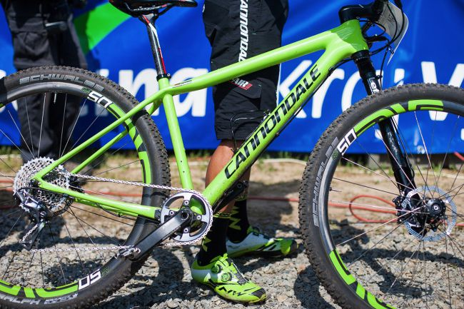 Cannondale F29 2015 HOT