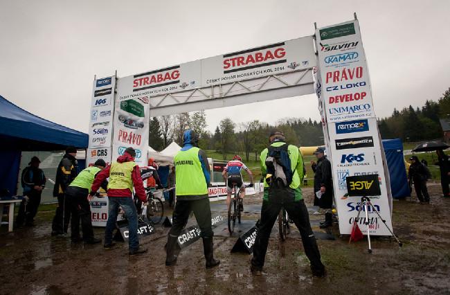 Český pohár MTB - XCE #1 - Bedřichov 2014
