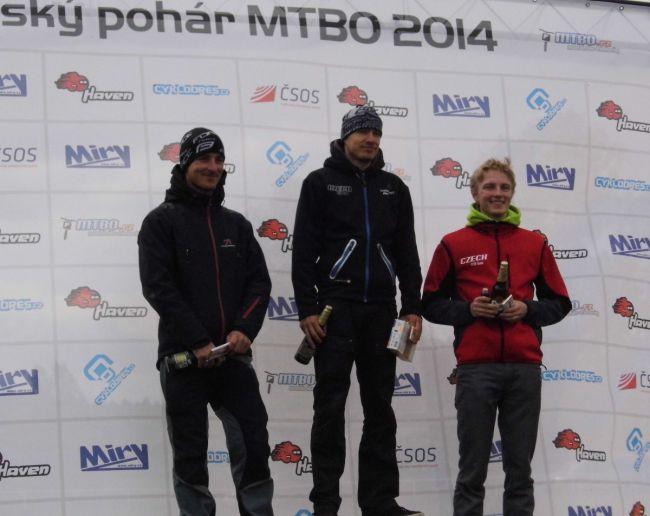 1. ČP MTBO 2014