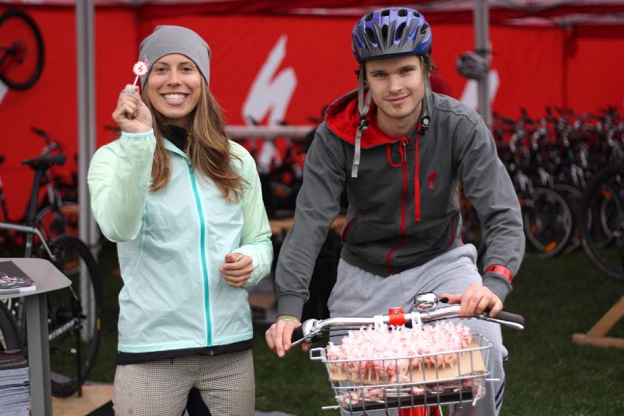 Bike Festival 2014 - Eva Samková