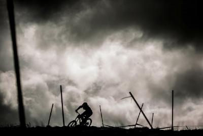 klasické skotské počasí ...
